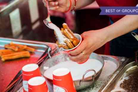 Foodies Festival - Tickets to Foodies Festival on 27 to 29 May - Save 50%