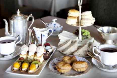 The Best Western Broadfield Park Hotel - Afternoon Tea for Two with Optional Glass of Prosecco - Save 0%