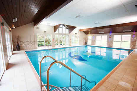 Hallmark Hotel Preston Leyland - Four Star A Taste of Lancashire with Modern Indoor Pool - Save 0%