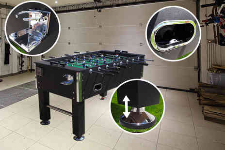 EveMotion GmbH - Football table - Save 67%