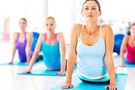 Red Hot Yoga - Ten Yoga Classes for One or Two - Save 74%