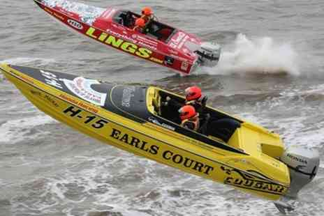 Saber Powersports - Two Hour Self Drive Powerboat Experience for One or Two - Save 76%