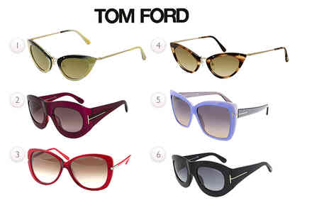 Brand Logic - Pair of Tom Ford sunglasses - Save 76%