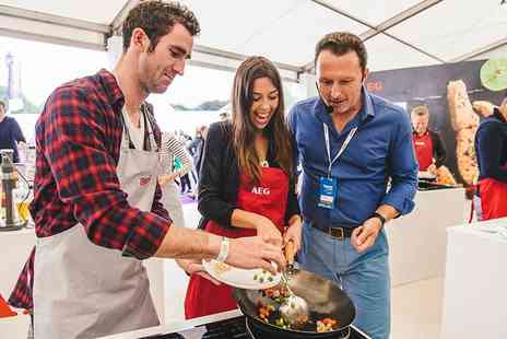 Taste of London - Ticket to Taste of London, the worlds greatest restaurant festival - Save 24%