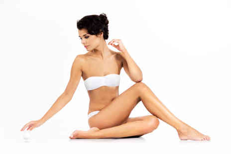 Skin HQ - Six sessions of laser hair removal on one or three Areas - Save 95%