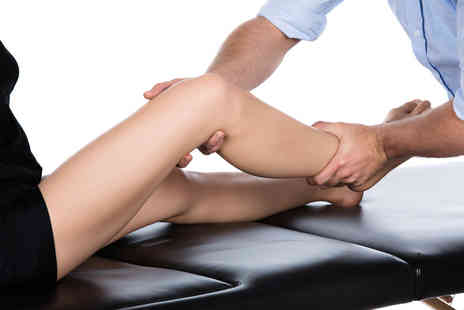fixed 4 sport - London injury assessment with sports massage - Save 0%