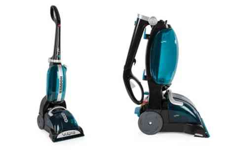 Groupon Goods Global GmbH - Hoover CleanJet CJ925 Volume Upright Carpet Cleaner - Save 69%