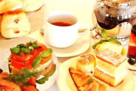 Cavendish Hotel - Traditional or Sparkling Afternoon Tea for Two or Four - Save 27%