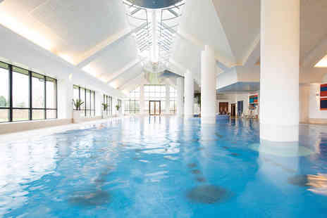 Champneys Springs - Four Star Wonderfully Indulgent Spa Break For Two - Save 0%