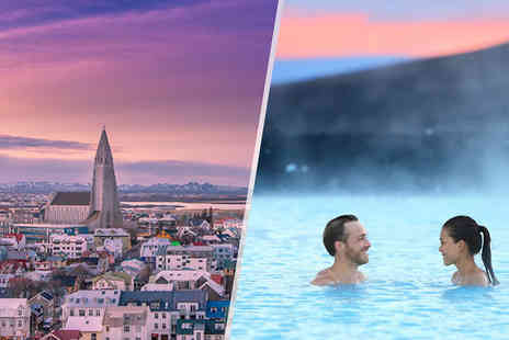 Tour Center - Two to Four Night Stay With Flights Plus Optional Blue Lagoon Spa Trip - Save 46%