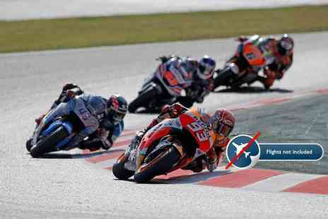 Europlayas - One, two or three night half board Costa Brava break with Barcelona Moto GP weekend tickets - Save 0%