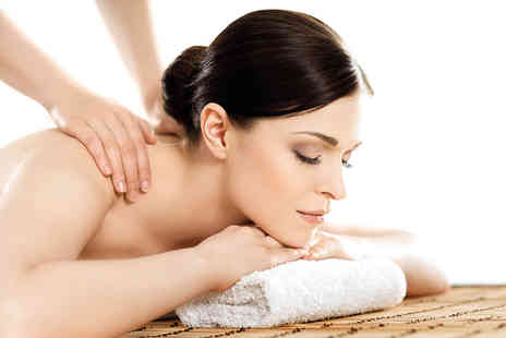 Hands of Buddha - 30 minute neck, back & shoulder massage - Save 44%
