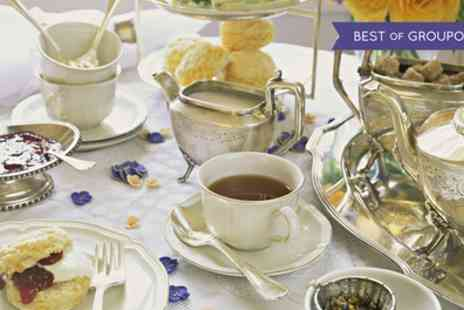 Ingram Wynd - Afternoon Tea with with Optional Bottle of Prosecco for Two - Save 0%