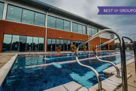 Roko Nottingham - Three Day Gym Leisure Pass for One, Two or a Family of Four - Save 61%