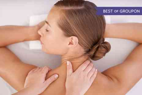 The Angel Therapy Rooms - Massage and Cream Tea for Two - Save 40%
