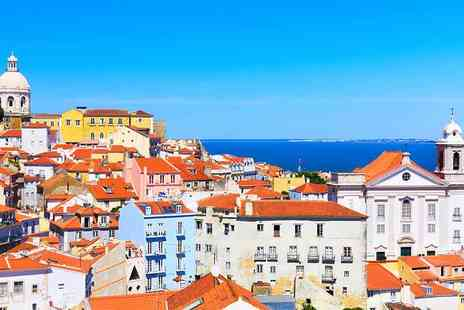 Crystal Travel - Four night Lisbon and Porto break with breakfast and flights - Save 27%