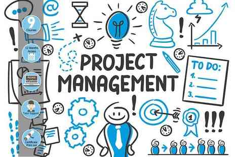 Ecourses4you - Online project management nine course bundle - Save 97%