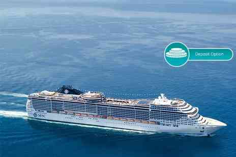 Tour Center - Seven night full board Caribbean cruise and overnight Miami stay including flights - Save 38%