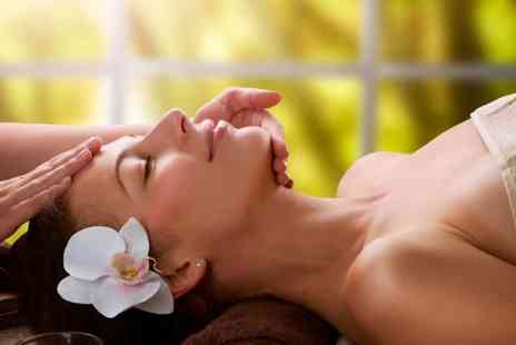 House of Glamour - Massage & Dermalogica facial - Save 49%