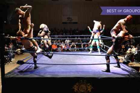 LDN Wrestling - Tickets to LDN Wrestling on 12 to 31 May - Save 38%