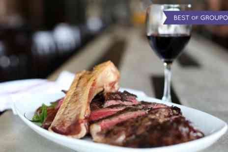 Ingram Wynd - Fillet Steak with Wine for Two or Four - Save 51%