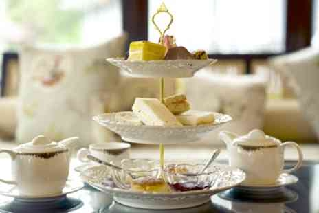 Britannia Hotel - Traditional or Prosecco Afternoon Tea for Two or Four - Save 0%