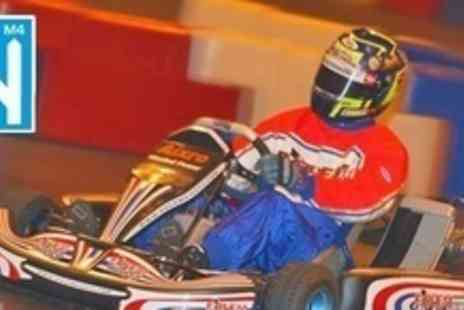 M4 Karting - Go-Karting For One - Save 50%