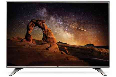 Groupon Goods Global GmbH - LG 43LH615V 43 Inch Full HD Smart TV - Save 19%