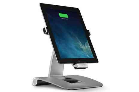Groupon Goods Global GmbH - One or Two Mophie Powerstand Charging Stations for iPad - Save 81%