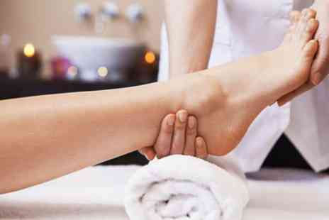 CAM Reflexology - 25 or 50 Minute Foot Massage - Save 50%
