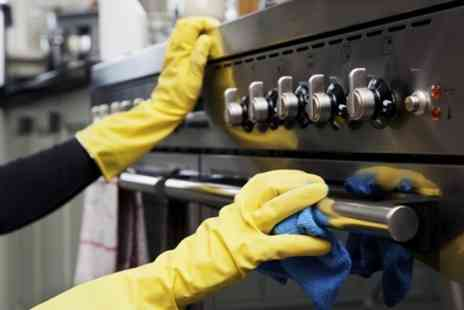 Turnbright - Full Oven Clean with Optional One or Two White Goods Clean - Save 56%