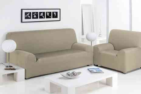 Groupon Goods Global GmbH - Sandra Easy Fit Sofa & Chair Covers - Save 0%