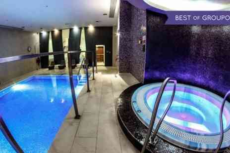London Therapy 4 U - Spa Access with Choice of Two Treatments and Refreshments for One or Two - Save 43%