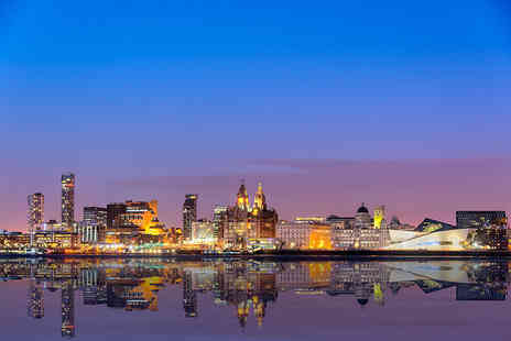 OMGhotels - Overnight Liverpool hotel stay including breakfast and a ticket to The Beatles Story exhibition - Save 0%