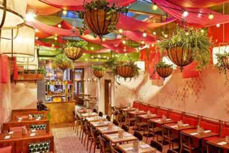 Cinnamon Bazaar - Vibrant Indian Lunch with Cocktail for 2 in London - Save 36%