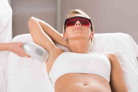 Bs Skin & Beauty Laser Clinic - Three sessions of IPL or Diode laser hair removal on 2 medium areas - Save 85%