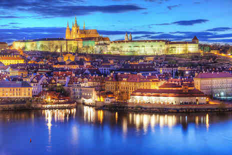 Bargain Late Holidays - Two, three or four night Prague break including flights - Save 24%