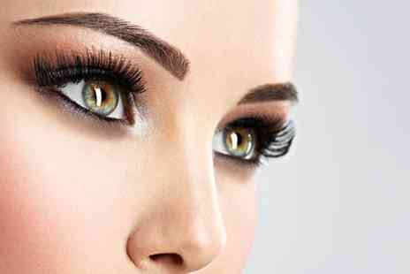 Poise Hair and Beauty - Natural look semi permanent eyelash extensions - Save 54%