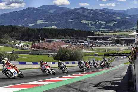 Independent World Choice Holidays - Two night 4 Star Vienna hotel stay and a ticket to the Austrian Moto GP - Save 0%