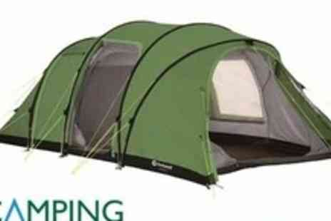 Camping World - Three Person Tents With Groundsheet and Carpet - Save 60%