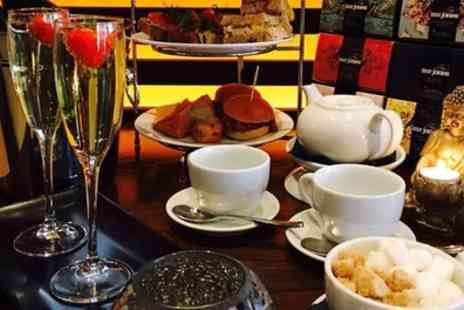 Solo Restaurant and Bar - Fusion Afternoon Tea for Two or Four - Save 45%