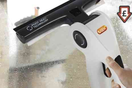Groupon Goods Global GmbH - Vax VRS28WV Window Vacuum Cleaner - Save 66%