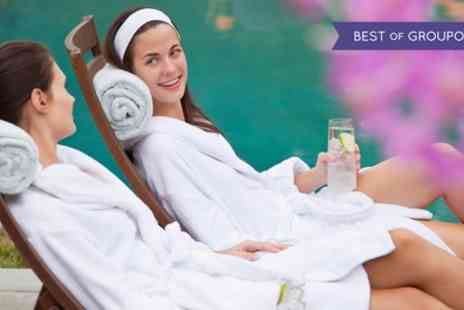 Hallmark Hotel - Spa Day with Cream Tea and 50 Minute Treatment for Two or Four - Save 55%