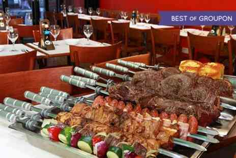Rodizio Brazil - All You Can Eat Brazilian Barbecue - Save 0%