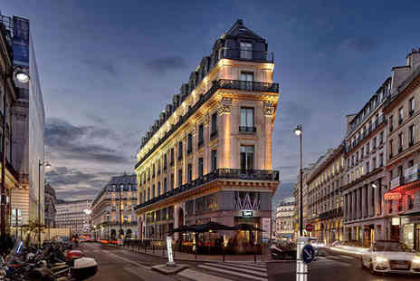 Hotel W Paris - Five Star Chic Parisian Stay For Two - Save 61%