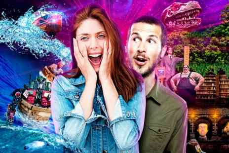 Ripley's Believe It or Not - Tickets for two - Save 0%
