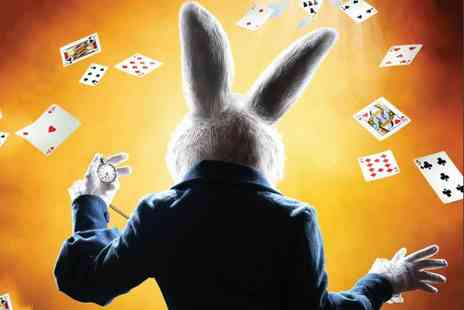 ATG Tickets - Ticket to see Wonderland a musical adaptation of Alices Adventures in Wonderland - Save 50%