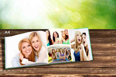 Smiley Hippo - Hardback a4 photobook 4 sizes! from Smiley Hippo - Save 77%