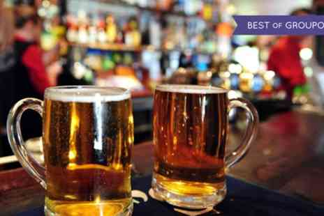 Stein Bier Keller York - Entry, Seating, Table Service and a Two Pint Stein for Up to Six - Save 50%