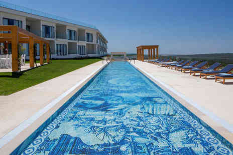 Evolutee Hotel - Five Star Design Hotel Stay For Two Close to Portugals Largest Lagoon - Save 69%